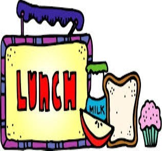 cartoon picture of lunch box